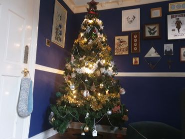 Here's our tree :)