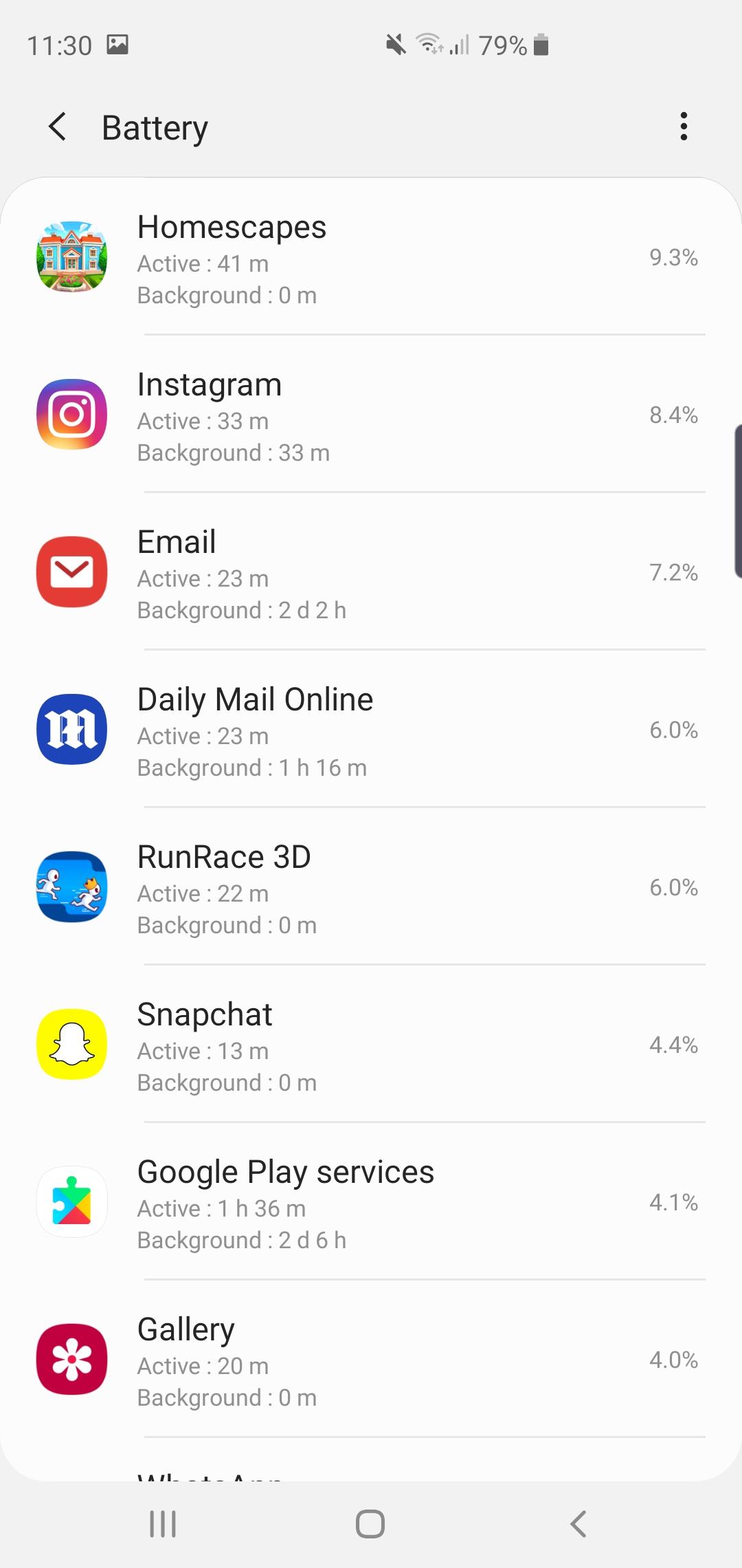 Battery - Samsung Galaxy s10 plus - Community home