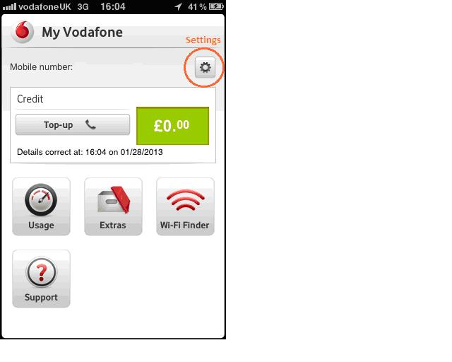 My Vodafone App Not Working Community Home
